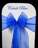 Cobalt Blue Sash
