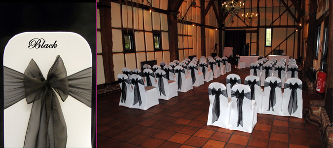Gallery - Quality Chair Cover Hire